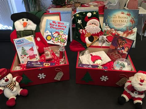 Diy Christmas Eve Boxes For Kids