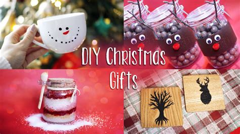Diy Christmas Gifts Youtube Video