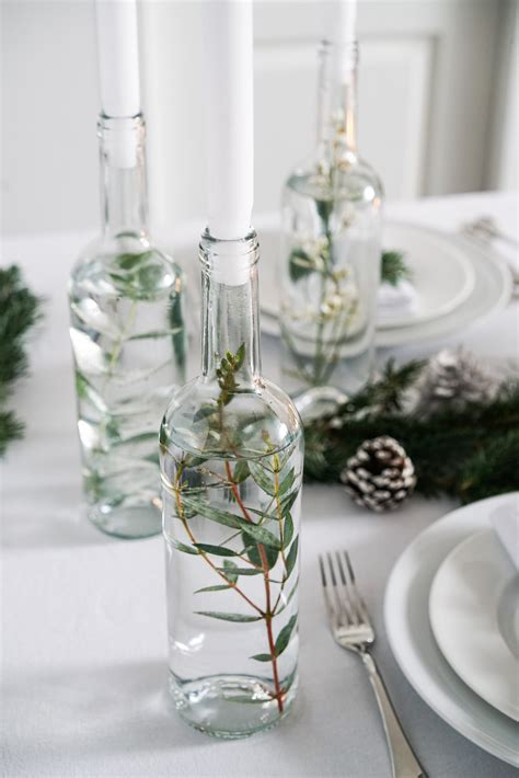 Diy Christmas Table Crafts