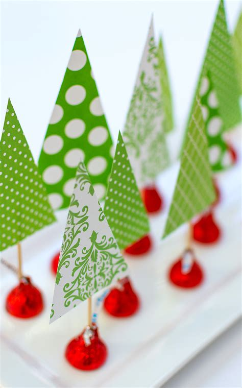 Diy Christmas Table Decorations With Kids