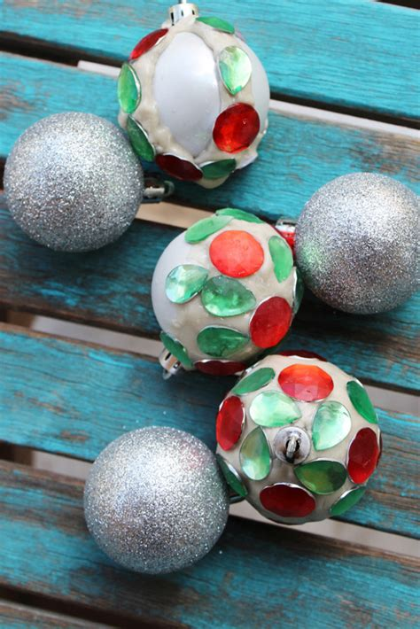 Diy Christmas Tree Ornament Stand