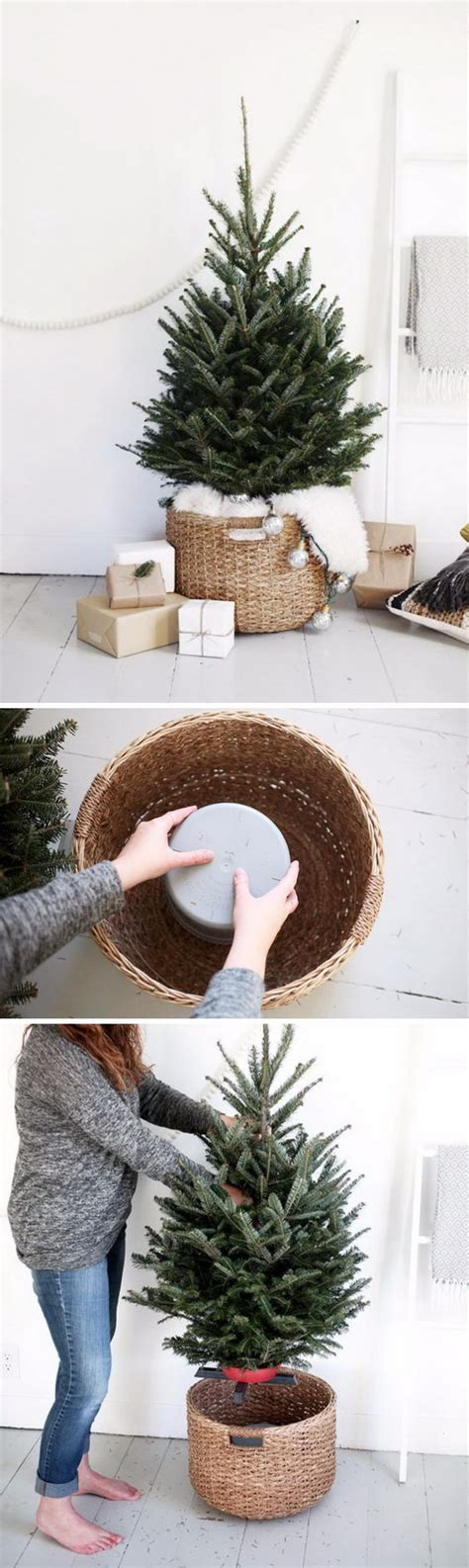 Diy Christmas Tree Stand Ideas
