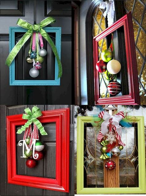 Diy Christmas Wall Decor Pinterest