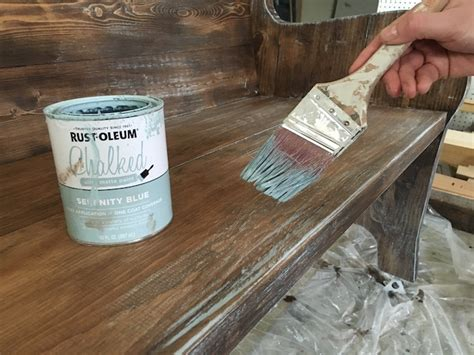 Diy Church Pew Restoration