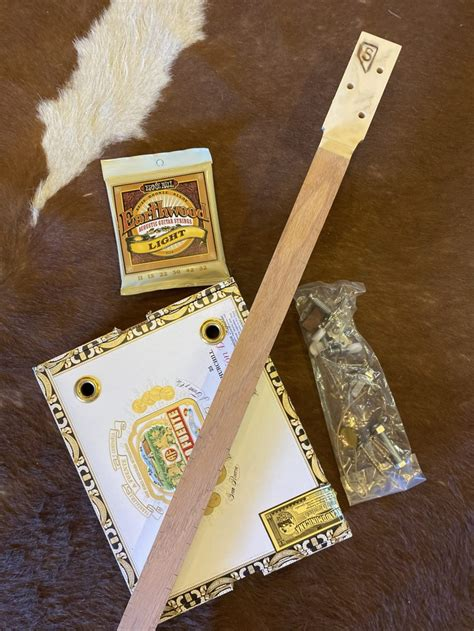Diy Cigar Box Guitar Facebook