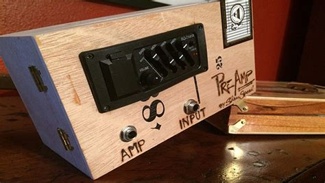 Diy Cigar Box Preamp