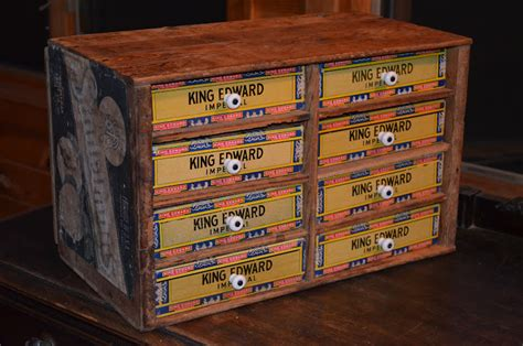Diy Cigar Box Storage