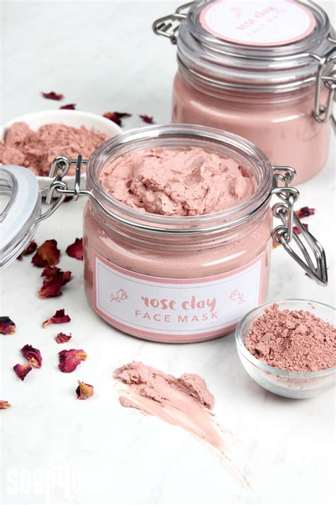 Diy Clay Body Mask