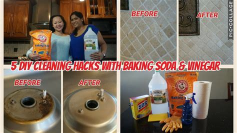 Diy Cleaning Hacks With Baking Soda
