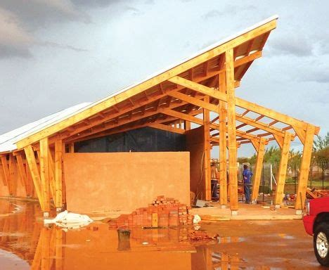 Diy Clearstory Roofing Trusses