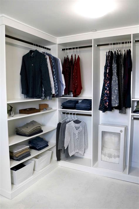 Diy Closet Ideas With Measurements
