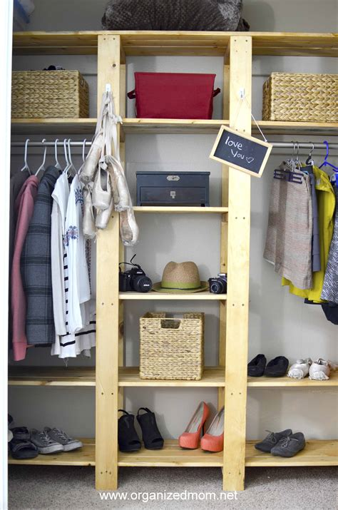 Diy Closet Makeovers