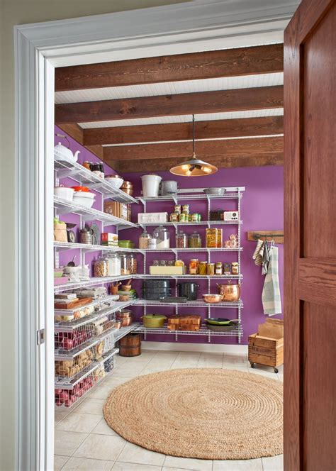 Diy Closet Systems For Pantry