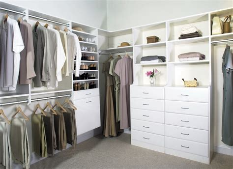 Diy Closet Systems Lowes