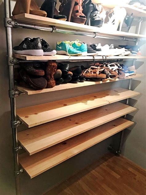 Diy Closet Systems Step By Step