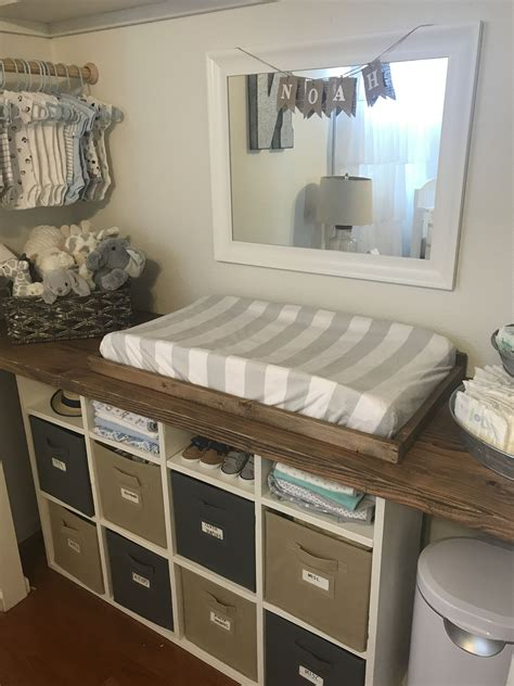 Diy Closet Table