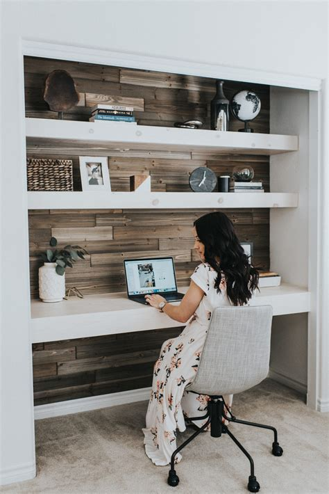 Diy Closet To Office