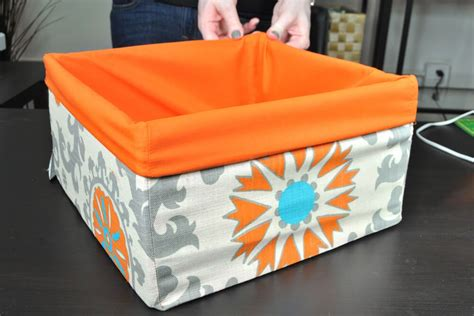 Diy Cloth Bin