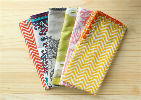 Diy Cloth Table Napkins