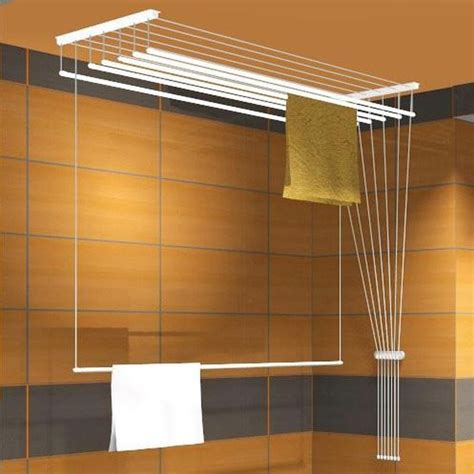 Diy Clothes Drying Bar Rack