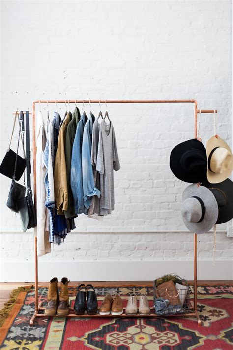 Diy Clothes Rack Youtube Tv