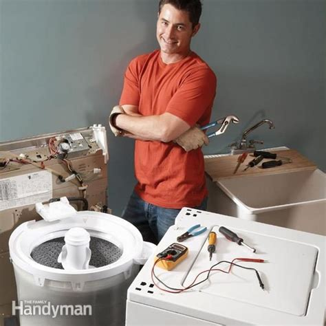 Diy Clothes Washer Maintenance