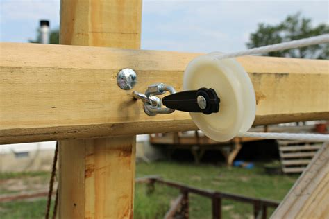 Diy Clothesline Pulley System