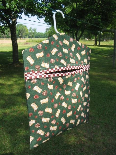 Diy Clothespin Holder