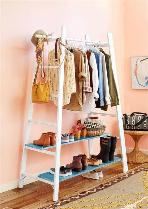 Diy Clothing Rack Ideas