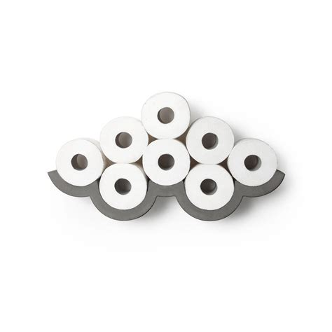 Diy Cloudy Day Toilet Paper Storage