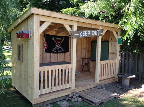 Diy Clubhouse Ideas
