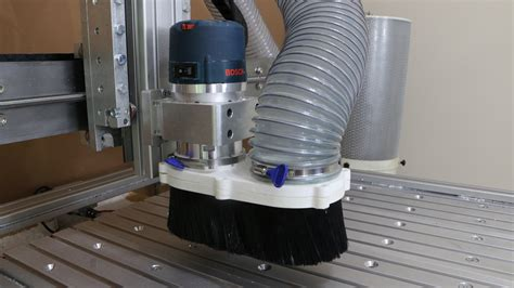 Diy Cnc Dust Shoe