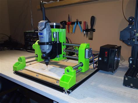 Diy Cnc Machine Dremel