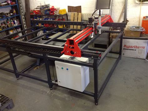 Diy Cnc Plasma Table From Wood