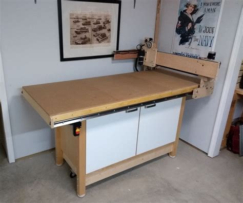 Diy Cnc Router Cost
