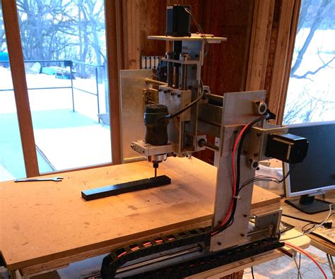 Diy Cnc Routers For Woodworking