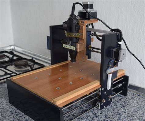 Diy Cnc Wood Arduino