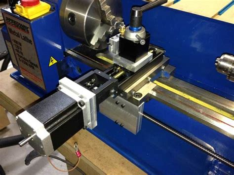 Diy Cnc Wood Lathe Conversion