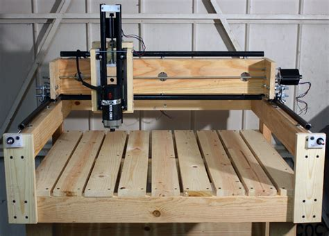 Diy Cnc Wood Router Kit Plans