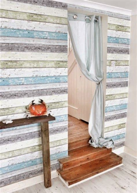 Diy Coastal Wood Paneling Ideas