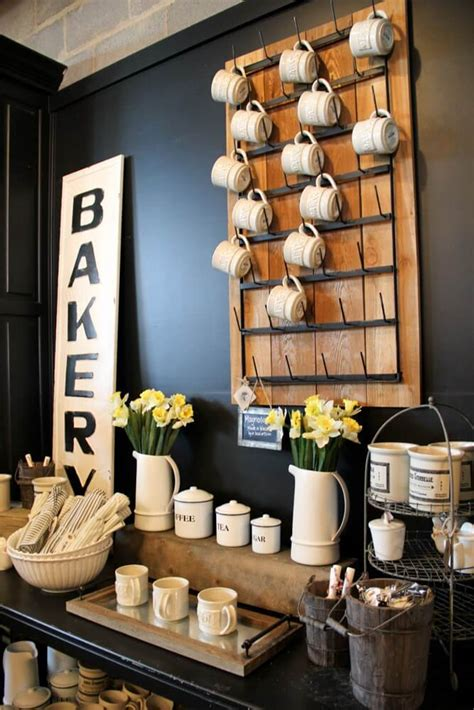 Diy Coffee Cup Storage