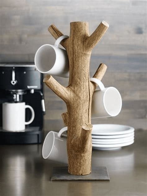 Diy Coffee Cup Tree