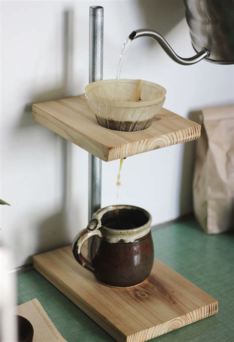 Diy Coffee Stands