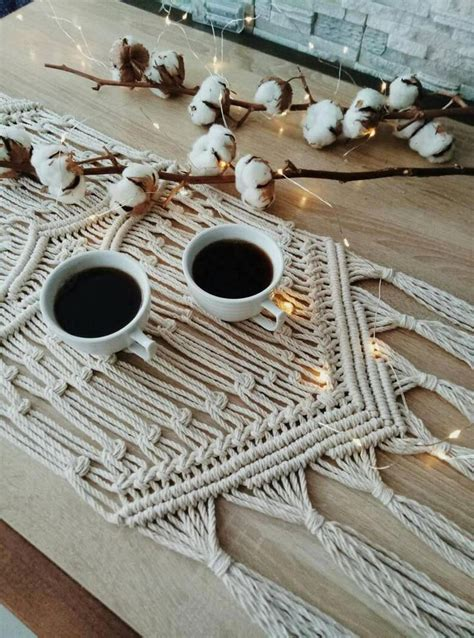 Diy Coffee Table Runner