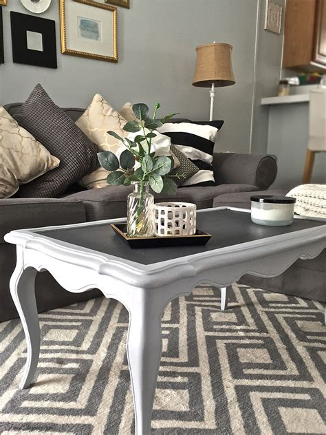 Diy Coffee Table Uprgrade