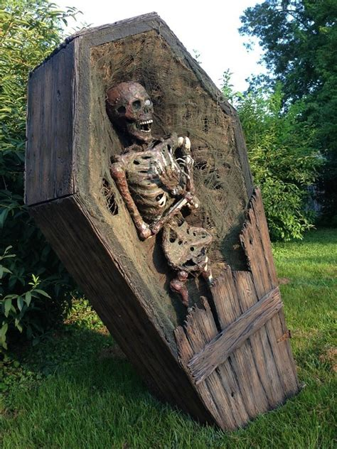 Diy Coffin Ideas