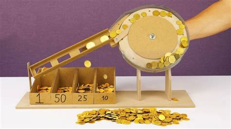 Diy Coin Sorter Instrucgtions