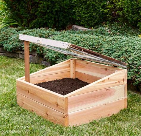 Diy Cold Frame Construction