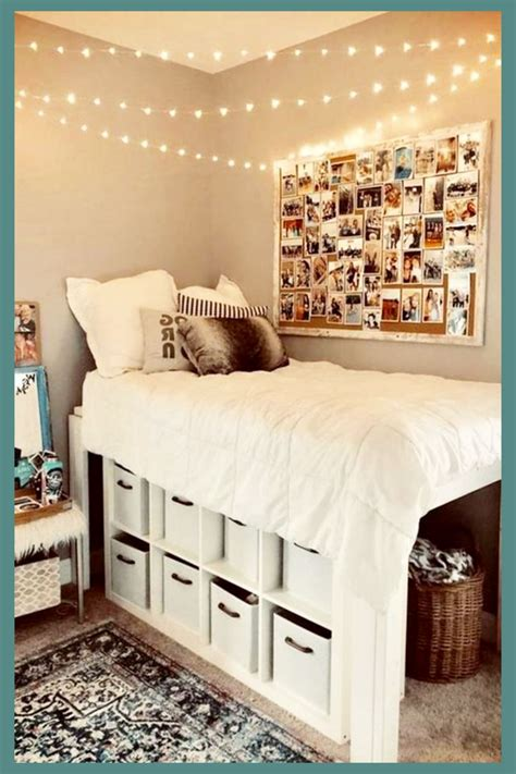Diy College Storage Loft Bed