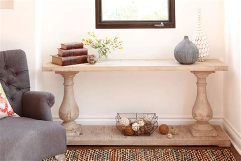 Diy Column Table